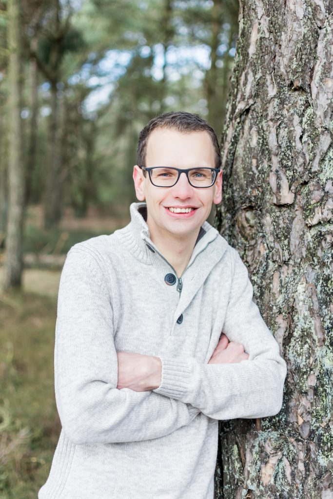 Portret Mark